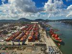 Tecon Santos atiende servicio de Maersk entre Brasil y Asia