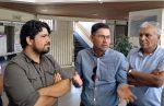 """Portuarios de Valparaíso manifiestan preocupación por """"estabilidad laboral"""" ante salida de TCVAL"""