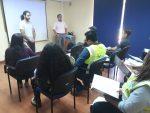 TPA recibe taller sobre inclusión laboral