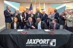 Estados Unidos: Jaxport y SSA Marine firman acuerdo por USD 238 millones para construir terminal de contenedores
