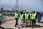 Argentina: Ministro Tizado asegura que inversiones en Puerto Quequén significan más trabajo y capacidad de producción