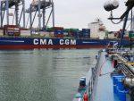 CMA CGM prueba el biocombustible en uno de sus buques