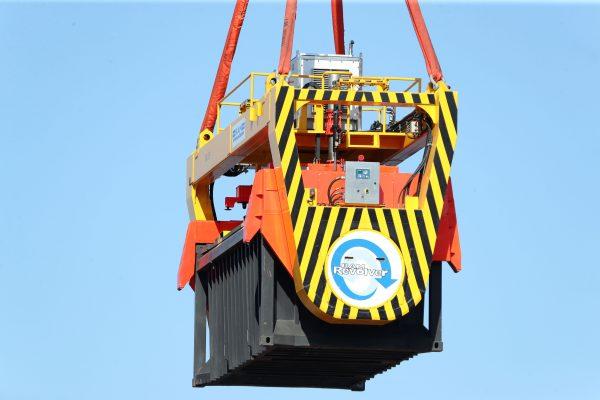 [Galería] Los nuevos contenedores de volteo de Terminal Puerto Coquimbo