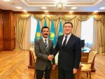 DP World anuncia inversiones en infraestructura portuaria y logística de Kazajistán
