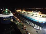 [Galería] Ecuador: Transbordo de vehículos entre buques en Terminal Portuario de Manta