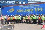 India: Navayuga Container Terminal alcanza los 500.000 TEUs transferidos en un año