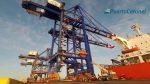 Time Lapse: La descarga de las nuevas STS de Puerto Coronel