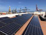 España: Puerto de Las Palmas instala 72 paneles de energía solar fotovoltaica