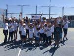 Escuela de Tenis Puerto Mejillones inicia su sexta temporada