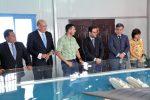 Panamá: Ministro de comercio exterior y turismo de Perú visita obras de Terminal de Cruceros de Amador