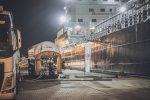 Efectúan los primeros aprovisionamientos de GNL a buques en puertos polacos