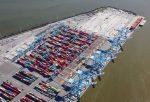 Estados Unidos: Puerto de Virginia finaliza primera fase de su plan de expansión