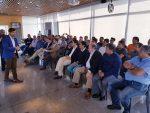 Dirigentes de Cotraporchi analizan en Coquimbo propuesta del Gobierno sobre legislación portuaria