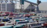 Argentina: Más de 5.500 camiones con granos ingresan al sistema portuario del Gran Rosario