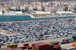 España: Puerto de Málaga bate su récord semanal de transferencia de vehículos