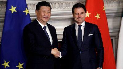 China sumó a Italia a su ruta de la seda — Victoria geopolítica