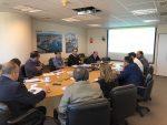 Comité de Coordinación de Organismos Públicos realiza su primera reunión de 2019 en Puerto San Antonio