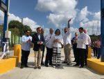 Canal de Panamá inaugura corredor logístico