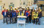 Saga Cruises realiza primer corte de acero de su nueva nave