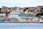 Italia: Puerto de Génova recibirá 40 escalas de naves de Costa Cruises en 2019