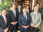 SAG, Asoex y ChileCarne se reúnen con nuevas autoridades de Sensica en México