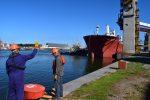 Argentina: Puerto Quequén reanuda los embarques de semillas de girasol