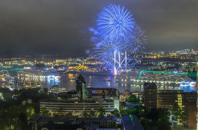 Puerto de Hamburgo prepara su aniversario número 830