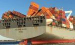 Estados Unidos: Buque con destino al Puerto de Wilmington sufre el colapso de sus contenedores
