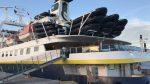 Nat Geo Orion realiza escala técnica en Talcahuano Terminal Portuario