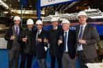 Inician construcción de nuevo crucero de Holland America Line