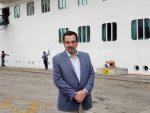 Rodrigo Olea asegura que llegada de DP World permitirá seguir elevando los estándares de Puerto Central