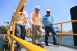 Presidente de Guatemala anuncia nuevas inversiones en Portuaria Quetzal