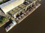 Argentina: Puerto de Santa Fe recibe escáner móvil para el control no intrusivo de cargas