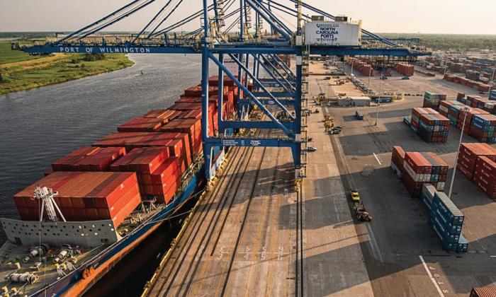 Estados Unidos: Puertos de Carolina del Norte implementarán el sistema Navis N4