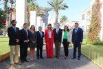 Subsecretaria de Turismo visita Puerto Arica para analizar perspectivas de la industria de cruceros
