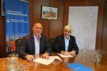 Trenes Argentinos firma convenio con Puerto de Bahía Blanca para construcción de Tren Norpatagónico