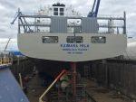 Matson recibe nuevo buque portacontenedores