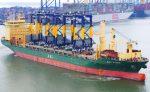 Inglaterra: Puerto de Felixstowe recibe sus primeras cuatro grúas RTG a control remoto
