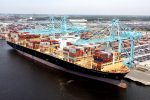 Estados Unidos: Jaxport recibe al buque más grande de su historia