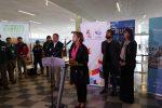 Ministra de Transporte y Subsecretaria de Turismo cierran temporada de cruceros en Valparaíso