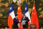 Chile y China firman acuerdos de desarrollo y cooperación