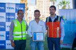 Terminal Puerto Arica conmemora Día Mundial de Seguridad y Salud en el Trabajo