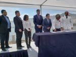 Puerto de Iquique lidera firma de Acuerdo de Producción Limpia del Consorcio Logístico y Comercial de Tarapacá
