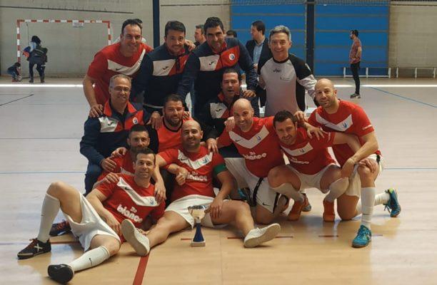 Equipo de Fútbol Sala de la Autoridad Portuaria de Almería gana su décimo campeonato Interpuertos de España