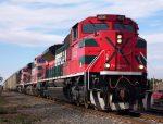 México moviliza 128 millones de toneladas de carga vía ferrocarril en 2018