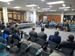 Integrantes de Folovap dialogan sobre futuro desarrollo del Puerto de Valparaíso