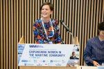 Brasil: Directora Comercial de Puerto Açu expone sobre liderazgo de las mujeres en el sector marítimo
