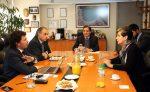 Senadora Allende se reúne con EPV para profundizar sobre el proyecto T2