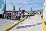 Argentina: Puerto Quequén inaugura modernización de su sistema de pesaje