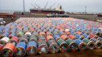 20% de las importaciones bolivianas pasó del Puerto de Arica a Ilo